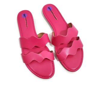 Talbots Sadie Wave Slide Sandals
